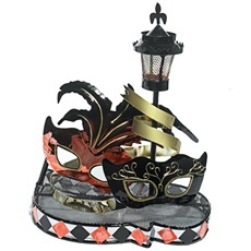 masquerade decorations | Andersons  Decorations  Tableware  Centerpieces  Masquerade ...