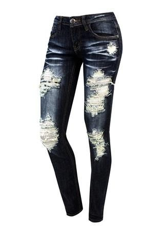 Want to learn how to design your Slash Jeans. Go to You-tube information 1100 for how to.