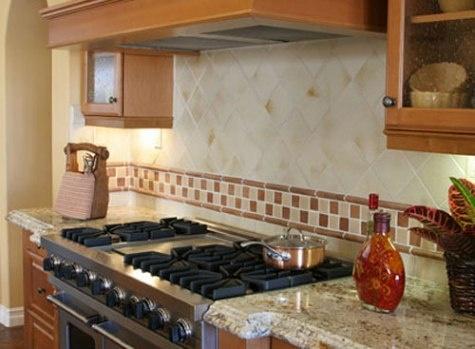 Easy Kitchen Backsplash Options