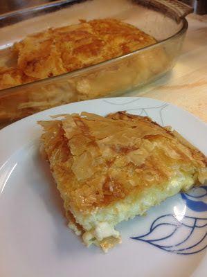 Οι καλύτερες συνταγές μου... με μπαχαρικά και μυρωδικά: Ζουμερή τυρόπιτα σε τραγανό φύλλο κρούστας