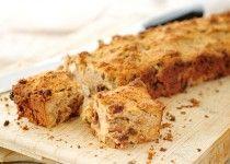 Appeltaart cake met noten – koolhydraatarm