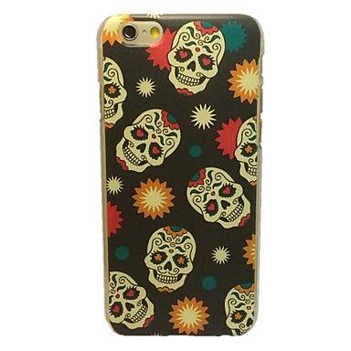 nieuwe schedel harde geval huid van de dekking voor iPhone 6 – EUR € 2.99