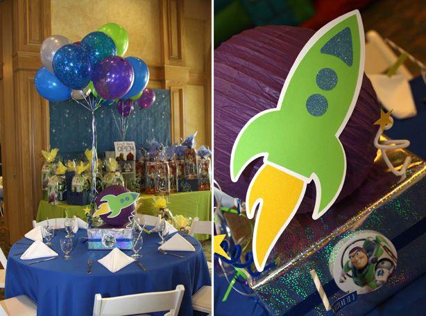 Buzz Lightyear Party Toy Story Party Buzz Lightyear