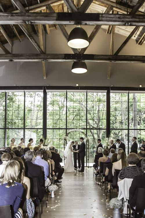 One Couples Urban Meets Rustic Wedding In Beacon NY
