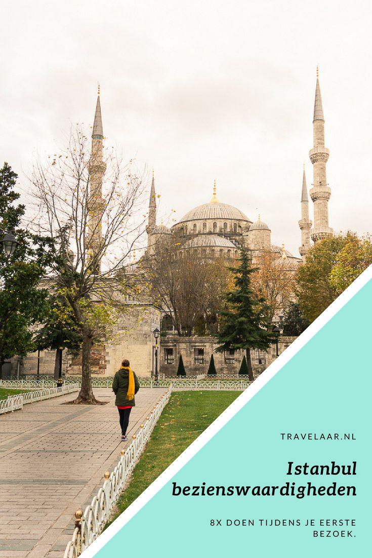 8x doen in Istanbul tijdens je eerste bezoek