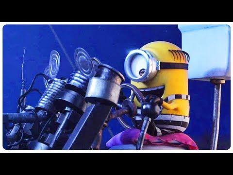 """Despicable Me 3 """"Prison Break"""" Trailer (2017) Minions Animated Movie HD - YouTube"""