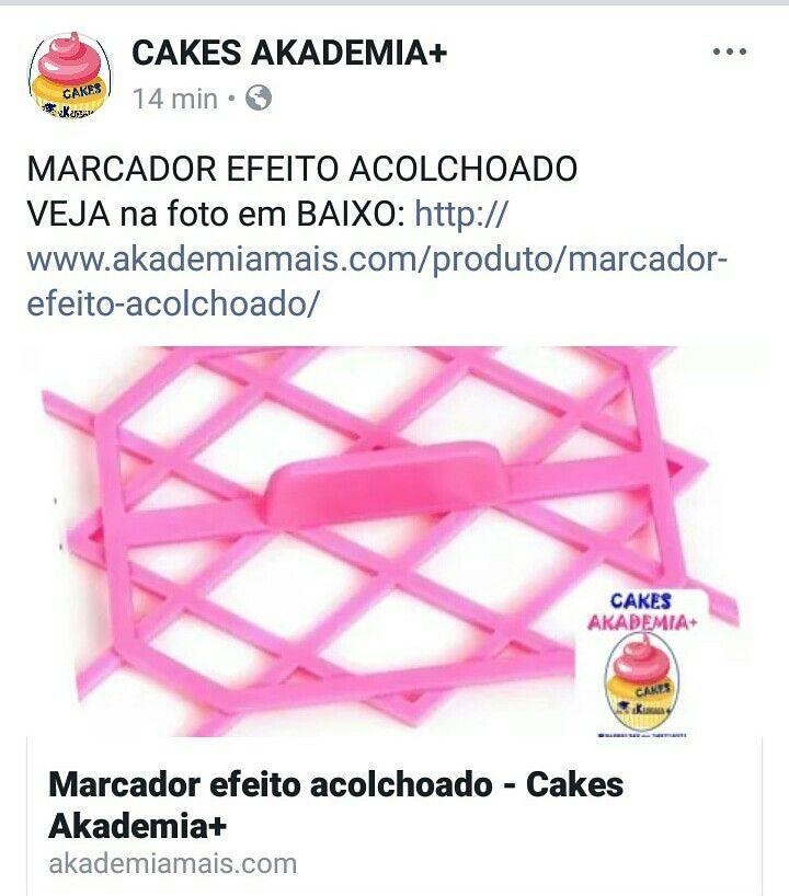 MARCADOR EFEITO ACOLCHOADO VEJA na foto em BAIXO: http://www.akademiamais.com/produto/marcador-efeito-acolchoado/