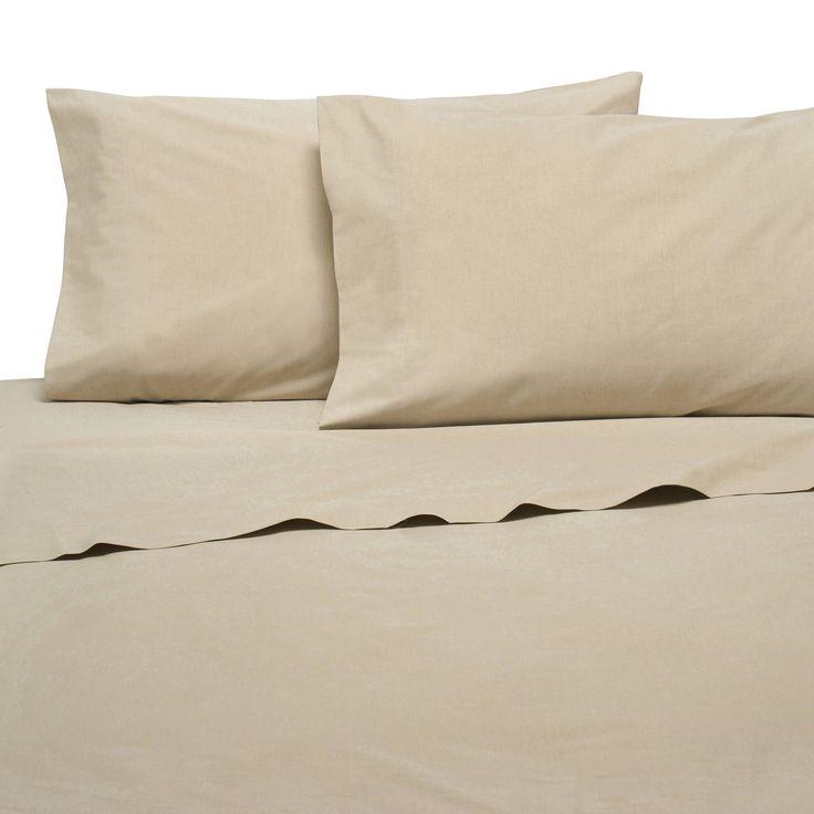 Melange 200 Thread Count 100% Cotton Sheet Set