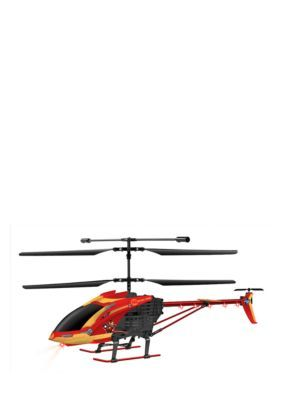 World Tech Toys Marvel Licensed Avengers: Age Of Ultron Iron Man 3.5Ch Ir Rc Helicopter - Red - No Size