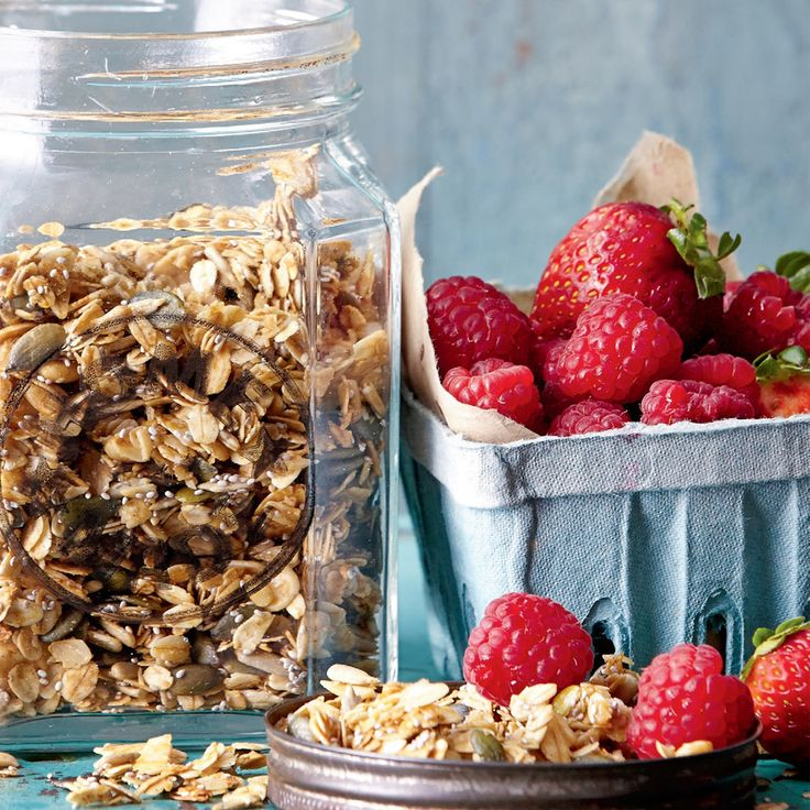 Find out how to make Coconut Granola - perfect for breakfast. #Woolworths #Recipe #Breakfast #Coconut #Granola