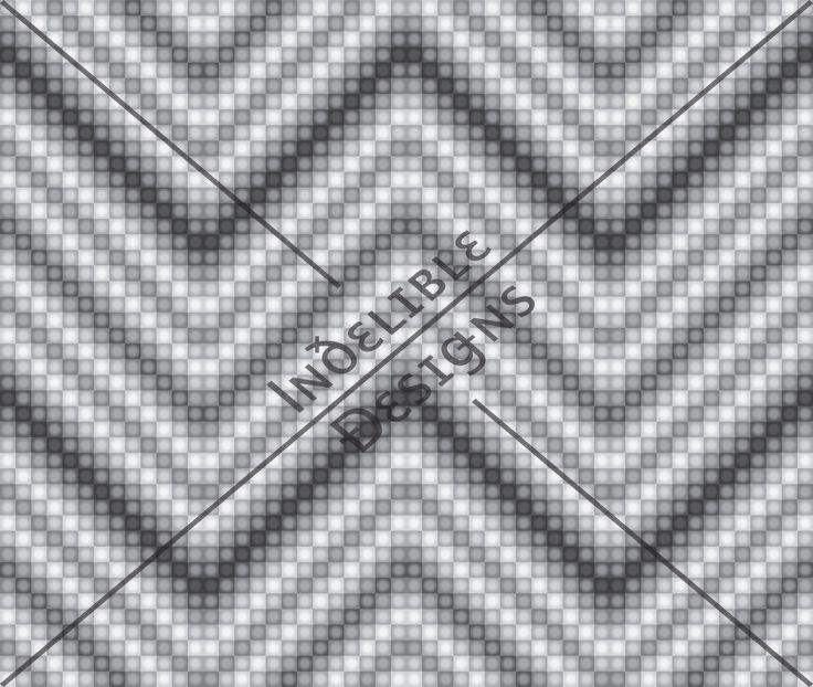ID#35CE — Iɴðɛʟɪʙʟɛ Ðɛsɪǥɴs #digitalprint #printdesign #textiledesign #textileprint #layer #square #shape #line #linear #gradation #fade #chevron #zigzag #black #white #grey #monotone #monochrome #monochromatic #greyscale