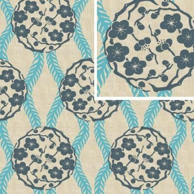 Alchemy Kimono Twilight Wide Width Decorator | Fabric | Fabrics to Inspire - Kelani Fabric