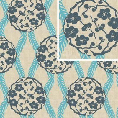 Alchemy Kimono Twilight Wide Width Decorator   Fabric   Fabrics to Inspire - Kelani Fabric
