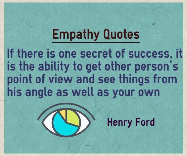 Empathy Quotes Brilliant 16 Best 2 Empathetic  Empathy Images On Pinterest  Empathy Quotes
