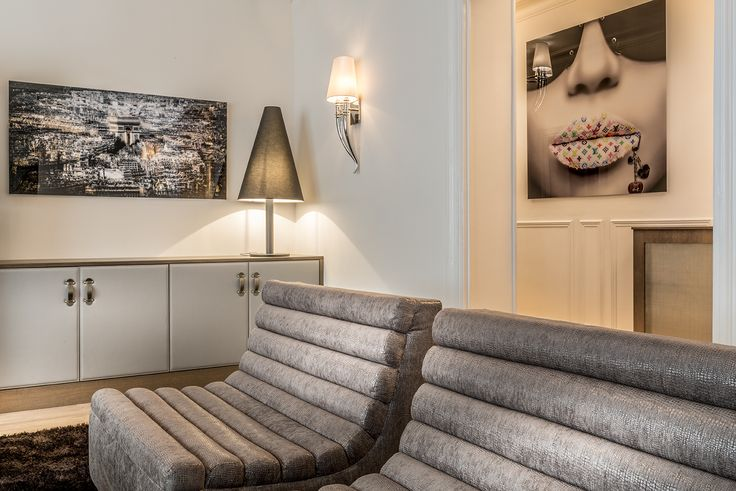 © Steeves Ambill - Ikone Luxury appartement in Paris- Design appartement Paris -