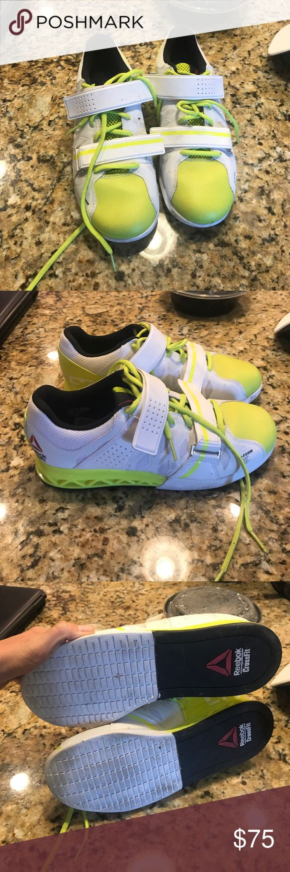 Reebok crossfit lifter 2.0 Size 8 reebok crossfit lifter 2.0 lifting shoes. Worn lightly. Never worn outside the gym. Reebok Shoes Athletic Shoes