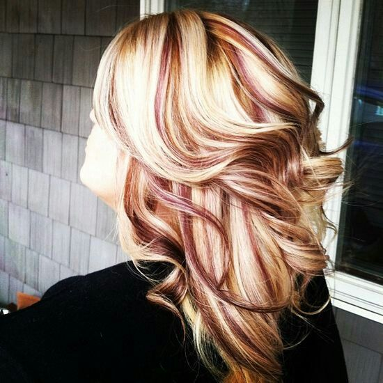 Nice Colors For Fall Pinup Style Hair Fashion Makeup Pinterest Nice Hair Coloring And