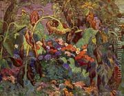 Tangled Garden  by James Edward Hervey MacDonald