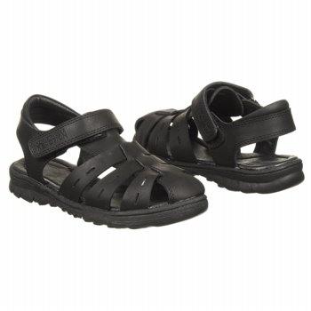 KENNETH COLE REACTION Doing Climb Pre/Grd Sandals (Dark Brown) - Kids' Sandals - 1.0 M