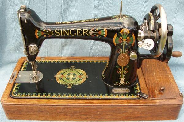 singer sewing machine no 66