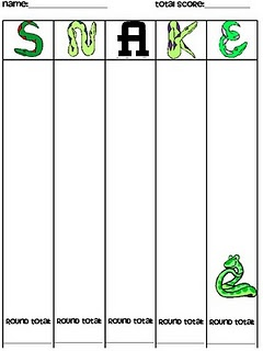 My kids are going to love this, good game for multiplication and addition facts. Also, great Guided Math Blog.