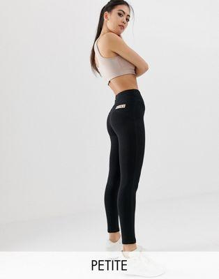 005b9267efdbbc 4505 Petite high waist sports legging with black elastane in 2019 ...