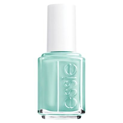 essie® Nail Color -  Mint Candy Apple <3<3 love this colour! :
