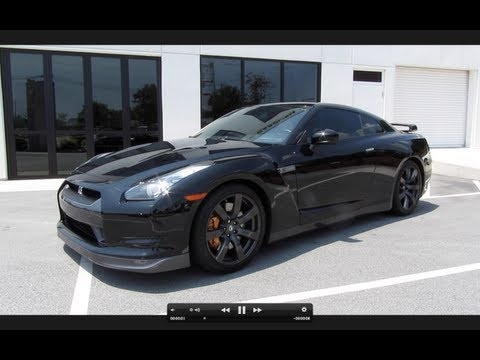 2010 Nissan GTR Premium Start Up, Exhaust, and In Depth Tour