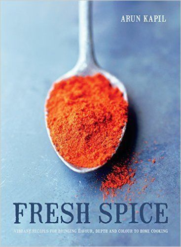 NEW Fresh Spice By Arun Kapil Hardcover FAST & FREE Shipping*