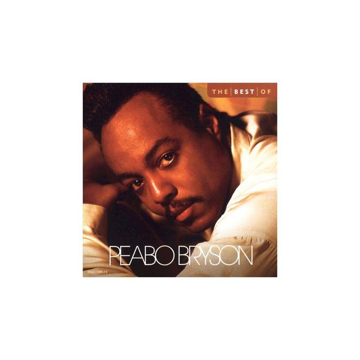 Peabo bryson - Best of peabo bryson (CD)