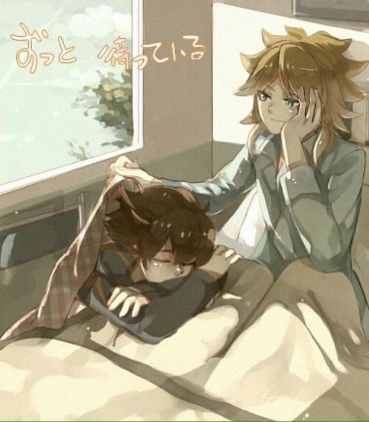 Matsukaze Tenma & Amemia Taiyo