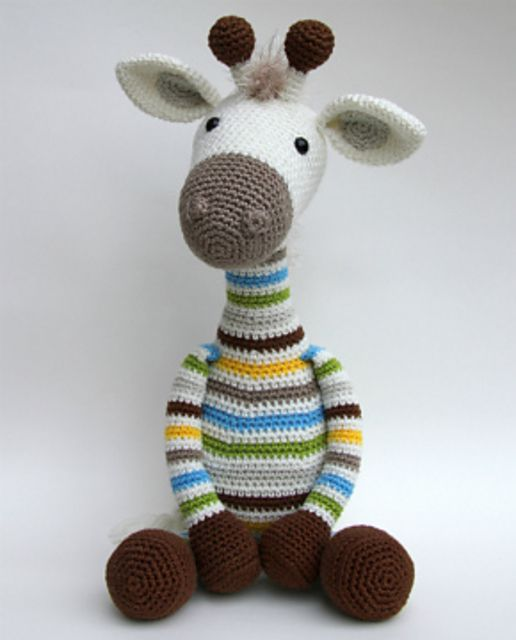 Ravelry: Giraffe Gijs by Stip & Haak