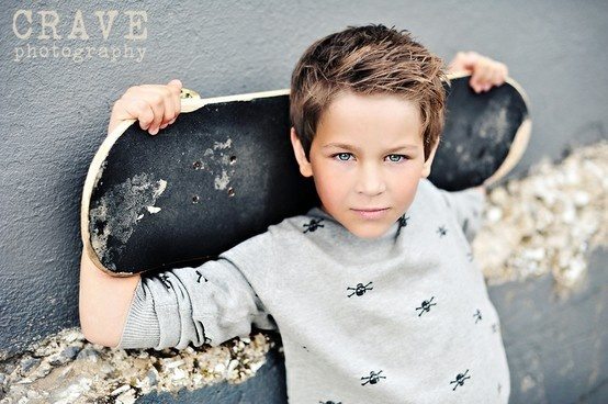 Love this...and now my little guy will be getting this hairstyle because it is awesome! #kids #boys