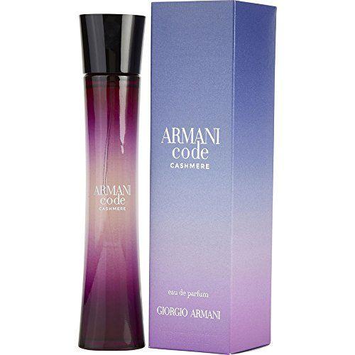 Armåni Codé Cåshmeré Perfumé 2.5 oz Eau de Parfum Spray for Women #armanicodecashmere #perfume #women #womensfashion #forher