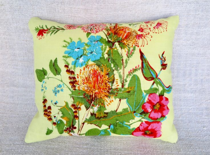 A personal favourite from my Etsy shop https://www.etsy.com/au/listing/564085552/cushion-floral-cushion-floral-cushion