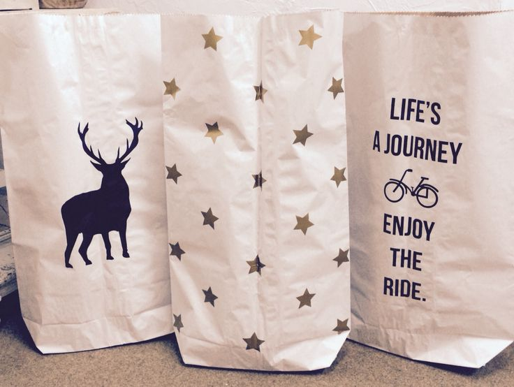 Paper bags already available! You can choose your pattern :)