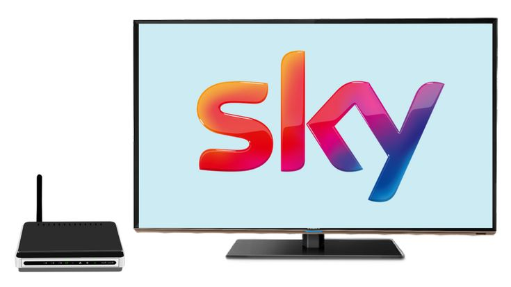 SKY TV and Broadband Bundle