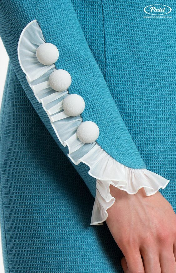 Sleeve Inspiration For Kurti Or Dress Simple Craft Ideas Simple
