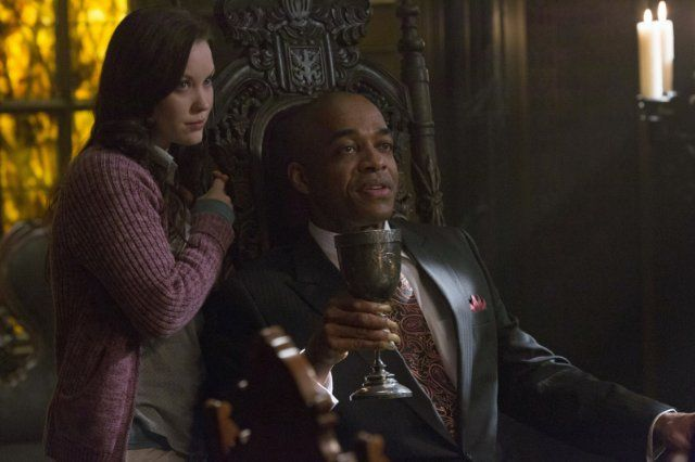 Rick Worthy and Laci J Mailey in Supernatural (2005)