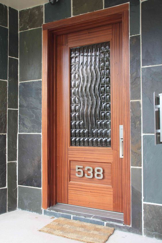 Front Entry Door 42\  x 96\  \ Grace\  design from & Best 14 Front Doors I like images on Pinterest | Entrance doors ...