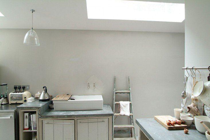 Kempe Road Kitchen in London via Light Locations | Remodelista