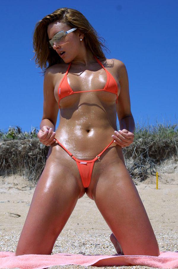 Sling bikini hairy girls, gambar xxx brazil
