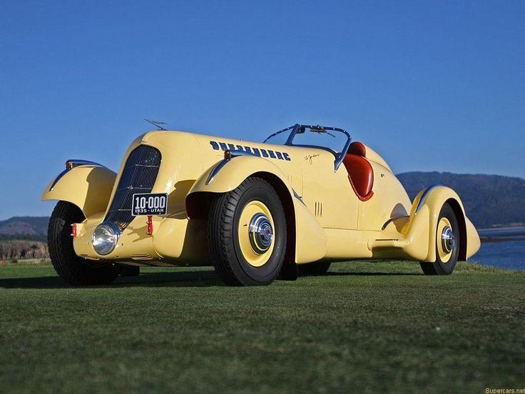 1935 Duesenberg SJ Meteor : classiccars