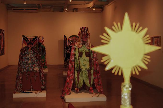 Gobierno de Aragua organizó taller de máscaras de diablos danzantes