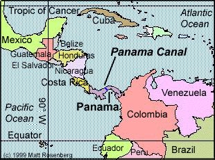 Panama Canal - History and Overview of the Panama Canal