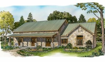 Texas Ranch House Plans 140-153