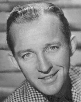 Born Harry Lillis Crosby on May 2,  1903 in Tacoma, WA.  Died Oct. 14, 1977 of heart attack in Madrid, Spain