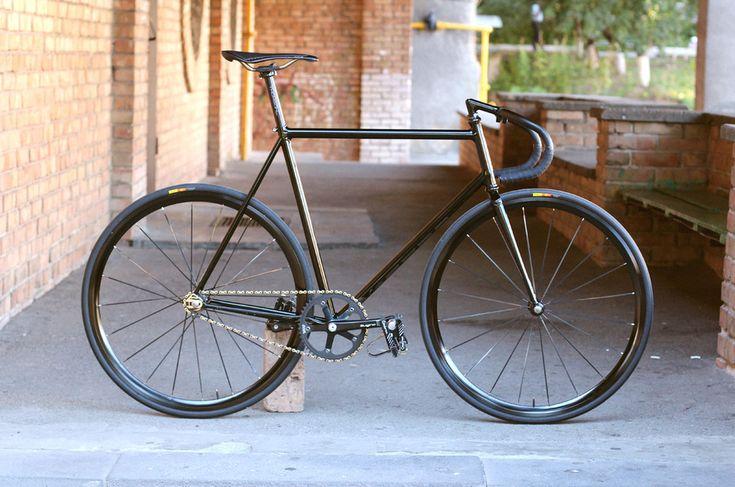 Icarus Stealth Track on Bike Showcase