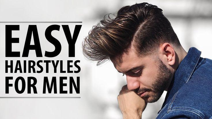3 Coiffures faciles et rapides pour hommes   Tutoriel de coiffure pour hommes   Alex Costa #costa #hairstyle #hairstyles #quick #tutorial -