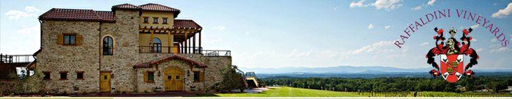 yadkin valley wine country